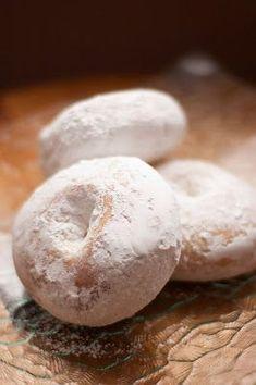 Beignes en machine à pain, cuits au four