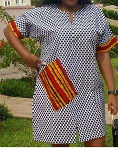Short African Dresses, Latest African Fashion Dresses, African Print Fashion, Ankara Fashion, African Prints, African Attire, Ideias Fashion, Gorgeous Dress, Happy Shopping