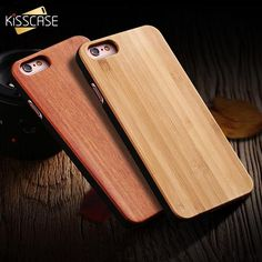 Cheap case for iphone, Buy Quality wood case directly from China case for Suppliers: KISSCASE Original Real Wood Case For iPhone 8 7 6 5 SE X Genuine Natural Bamboo Cover For Samsung Edge Shell Galaxy Phone Cases, Phone Cases Samsung Galaxy, Cool Phone Cases, Iphone 7, Iphone Cases, Iphone Models, Real Wood, 6s Plus, Leather Case