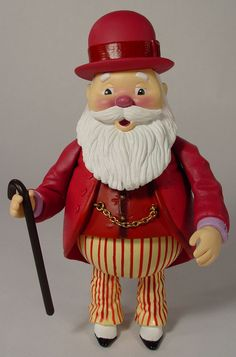 Santa, want!