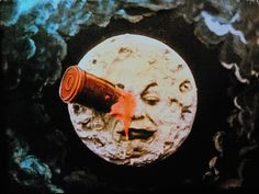 Le Voyage dans la Lune (A Trip to the Moon) (1902): Just 14 minutes long, French director Georges Melies's space travel fantasy is regarded as the first sci-fi film. With groundbreaking special effects and animation, its most enduring image is of the spaceship crashing in the moon's eye