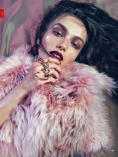 Vogue China August 2013 | Andreea Diaconu | Lachlan Bailey