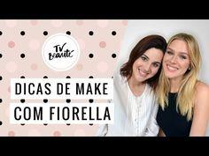 Assista esta dica sobre Dicas ótimas de maquiagem com Fiorella Mattheis - TV Beauté   Vic Ceridono e muitas outras dicas de maquiagem no nosso vlog Dicas de Maquiagem.