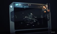 Intersting writeup about the UI Design for the Ender's Game Movie