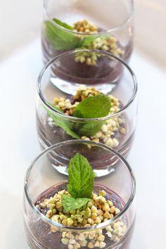 Chia, Blueberry, Avocado & Buckwheat Breakfast Pudding