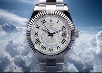 Rolex Sky-Dweller el reloj ideal para viajeros