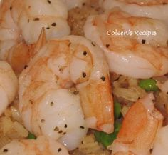TENDER SHRIMP (no more rubber eraser shrimp) super easy. Posted by Coleen's Recipes