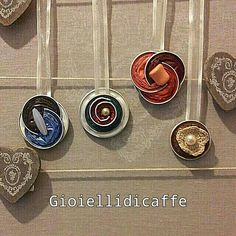 1000 images about gioiellidicaffe on pinterest nespresso natale and porte clef. Black Bedroom Furniture Sets. Home Design Ideas