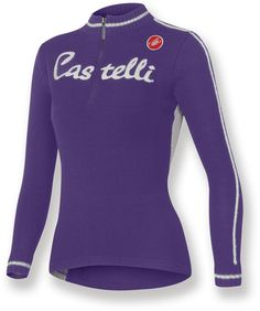 At REI Outlet: Women's Castelli Opera Wool Bike Jersey. Go retro or go home!