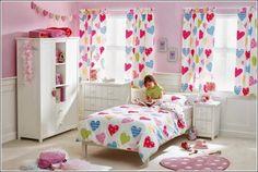 Décoration chambre d'enfant avec des cœurs ! ~ Décor de Maison / Décoration Chambre