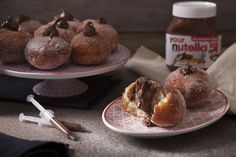 Nutella Doughnuts - Australian FlavoursAustralian Flavours   Australian Flavours