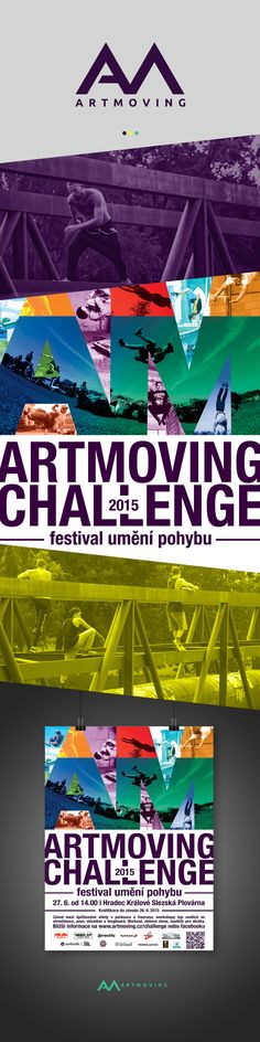 ARTMOVING festival, parkour and freerun contest
