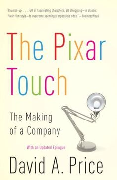 The Pixar Touch (Vintage) by David A. Price. $10.88. Publisher: Vintage (May 5, 2009). Series - Vintage. Publication: May 5, 2009. Author: David A. Price