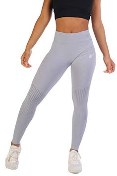 ae3d18127a66 Jed North Women s Seamless Athletic Gym Fitness Workout Leggings  leggings   pants