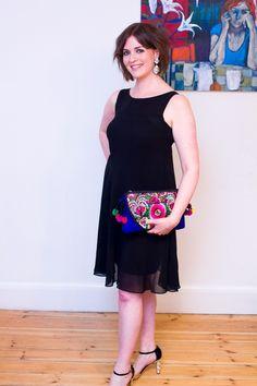 Fever London Eloise dress, boohoo clutch and YSL heels. Ysl Heels, Leeds, Lifestyle Blog, Boohoo, London, Summer Dresses, Party, Inspiration, Fashion