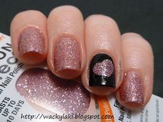 Cute idea would be awesome with turquiose with pink or black for the summer and would be especially cute on toes