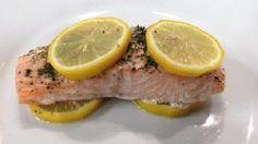 Lemon & Dill Baked Salmon