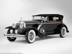 Brewster Rolls-Royce Phantom I Ascot Phaeton 1929 #S364LR