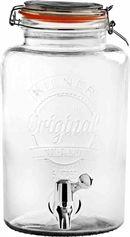 Kilner Garden Party Beverage Dispenser for a Vintage Beverage Service Top Drinks, Wine Cocktails, Mason Jar Wine Glass, Mason Jar Lamp, Sangria, Carafe, Kilner Drinks Dispenser, Support Bougie, Vase Haut
