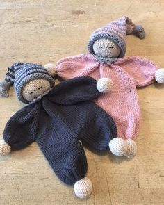 Knitting For Kids, Baby Knitting Patterns, Baby Barn, Crochet Animals, Handmade Toys, Projects To Try, Teddy Bear, Dolls, Children