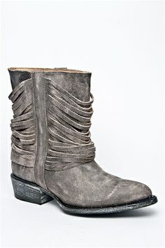 Matisse - Slash Low Heel Bootie - Black at DNA Footwear