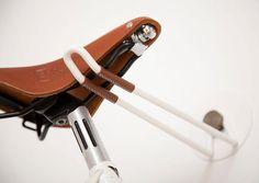 Bike Hook / Bike Rack by AlexaLethen on Etsy