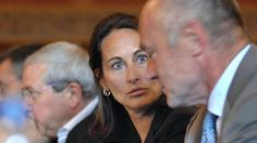 France. Ségolène Royal et Alain Rousset