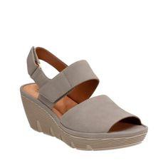 78a5a6432f2 Clarene Allure Sage Nubuck womens-sandals-wedge Sport Sandals