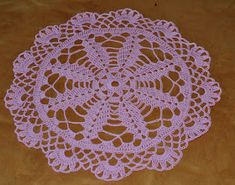 Stick O, Crochet Table Runner Pattern, Crochet Doilies, Table Runners, Knitting Patterns, Embroidery, Blog, Handmade, Inspiration
