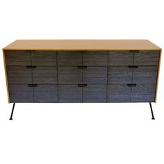 Raymond Loewy Designed Dresser   From a unique collection of antique and modern dressers at http://www.1stdibs.com/furniture/storage-case-pieces/dressers/