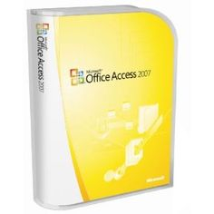 Microsoft Access 2007 [OLD VERSION], (access 2007, access, database, microsoft, office 2007, software, upgrade, crap software, ms)