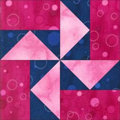 Your Step-by-Step Guide to Making a Gorgeous Split Nine-Patch ... : 4 quilt block patterns - Adamdwight.com
