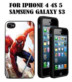 NEW-Spider Man comics Custom Case/Cover FOR Apple IPhone