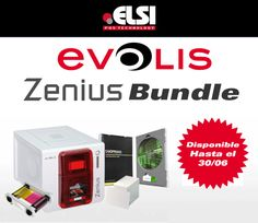 Evolis Zenius Bundle en ELSI