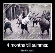#training #sports #exercising #summer #lol #funny #fat #women