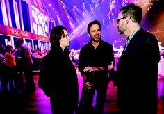 """Congrats to the TV drama """"Nashville"""" on its two Emmy nominations! Read how a Vanderbilt alumnus fell into the role of a lifetime as the show's co-creator and executive producer: http://vu.edu/nashville-buchanan #nashville #emmys2013"""