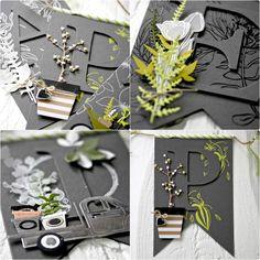 Elizabeth Craft Designs, Bday Cards, Hanging Plants, Cactus Plants, Mini Albums, Flower Pots, Cardmaking, Postcards, Paper Crafts