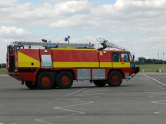 LIW9412 LSA045 Airport Fire Engine