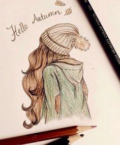 Fotografie und Lifestyle Blog voller Inspirationen, Tutorials, Fotografien und Rezepten.  www.juliaswolfsmaedchen.blogspot.de Drawing Sketches, Tumblr Sketches, Drawing Tips, Drawing Ideas, Drawing Tutorials, Best Friend Drawings, Bff Drawings, Hipster Drawings, Couple Drawings