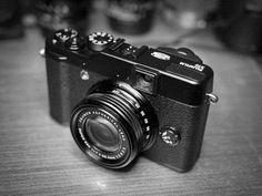 Wonderful compact camera