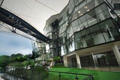 Explore The Fascinating Architecture In Singapore