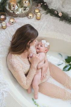Las Vegas Maternity Photographer | Maternity Milk Bath | Baby Milk Bath Photographer | Milk Bath Photographer | Child Milk Bath Baby Milk Bath, Bath Pictures, Milk Bath Photography, Maternity Photographer, Las Vegas, Elegant, Children, Lace, Classy