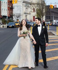 "#ersaatelier #beautifulcouple #eireneweddingdress #frenchlace ❤ www.ersaatelier.com Follow us on…"""