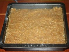 Placinta cu mere - Merele calite in tava Sim, Lasagna, Ethnic Recipes, Food, Meal, Essen, Hoods, Meals, Eten