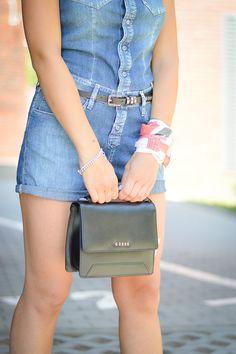 See outfit details on the blog: http://deninamartin.com/love-for-denim/