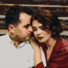 Personalized Mosaic Portrait by SelfieMosaic. Create your photo from mosaics! Best Anniversary Gift - SEND REQUEST NOW! Great DIY creative gift. Custom brick box set / Bricked pixel art 6000+ bricks. DIY Gift for her and him! Mosaic is amazing crafts project for kids and adults. This puzzle pictures will be a creative wall decor in bedroom, living room, children's room or kitchen