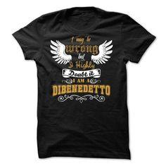 DIBENEDETTO Tee - #comfy hoodie #black hoodie. THE BEST => https://www.sunfrog.com/Funny/DIBENEDETTO-Tee.html?68278