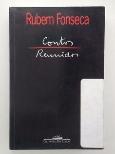 Livro- Contos Reunidos - Rubem Fonseca - C44