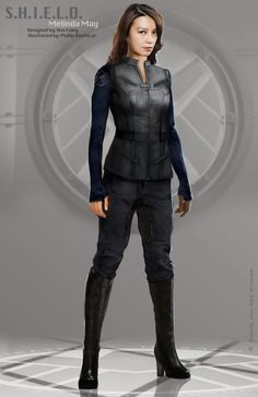 Exclusive: Interview with MARVEL'S: AGENTS OF S.H.I.E.L.D. Concept Artist Phillip Boutte Jr. « Film Sketchr