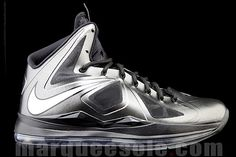 check out dfdce dc9e9 NIKE LEBRON 10 (BLACKOUT) Reebok Classic Sneakers, Sneakers Nike, Discount Nike  Shoes